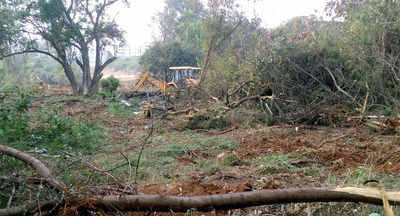 Is BBMP digging up old road project on the sly?