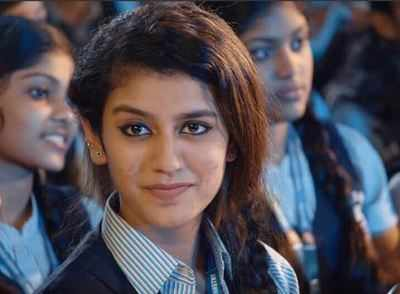 Watch: Malayalam actress Priya Prakash Varrier goes viral with a wink and internet can't handle it!