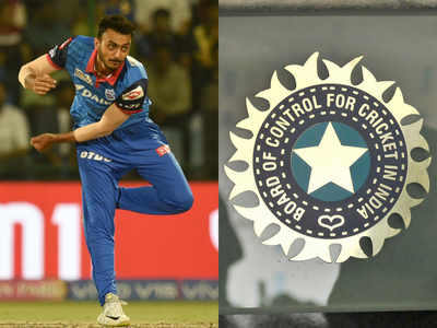 Axar, ground staff, BCCI IPL team test covid positive in Mumbai, BCCI says too late to shift matches