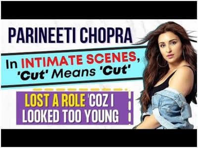 Movies Blog: Parineeti Chopra on shooting lovemaking and kissing scenes, Yami Gautam's mehendi pics go viral