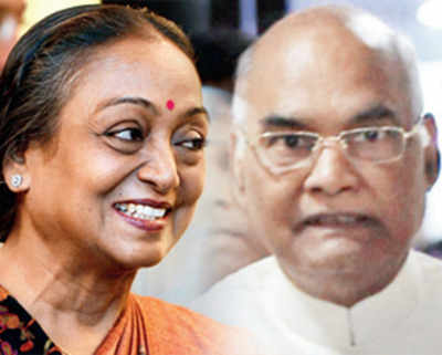 Presidential elections: It's a Dalit-vs-Dalit fight