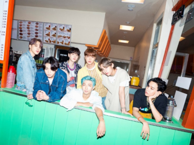 BTS Explosively Tops iTunes Charts Around The World With
