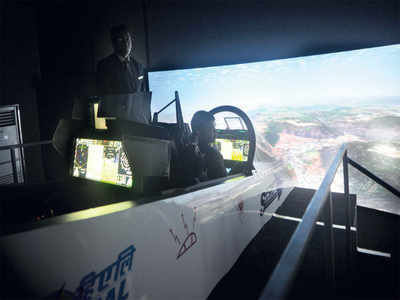 HAL's latest SPORT will train pilots for Rafale
