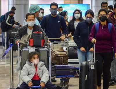 Coronavirus live updates: Fully vaccinated domestic flyers may not need RT-PCR report, decision soon