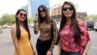 Jaipur girls go retro glam with micro sunglasses