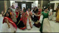 Nagpur ladies have fun at their festive dance practice