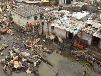 Telangana rains: Deaths rise to 50, damages estimated to be Rs 5,000 Crore
