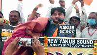 Watch: Imarti Devi breaks down in front of Jyotiraditya Scindia in Gwalior