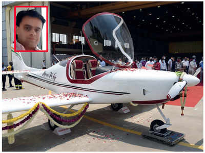 Mumbai pilot helped NAL roll out trainer aircraft