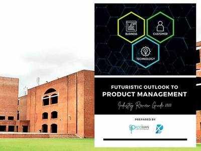 33 IIMA students author book on product mgmt