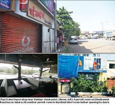 How Mumbai coped with liquor ban along highways
