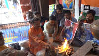 ICC World Cup 2019: Special 'aarti', 'havan' performed ahead of India-Pakistan clash