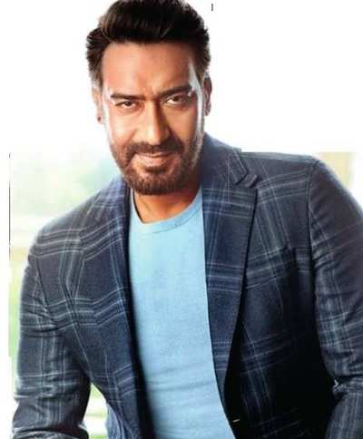 Tucks and treats with Ajay Devgn in Lucknow