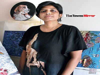 The Towns Mirror Special: Cooke Town artist uses discarded soda and beer cans to create art