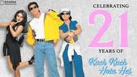 Shah Rukh Khan, Kajol starrer 'Kuch Kuch Hota Hai' completes 21 years; stars get nostalgic