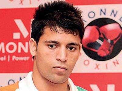 Trouble brewing for pugilist Sumit Sangwan