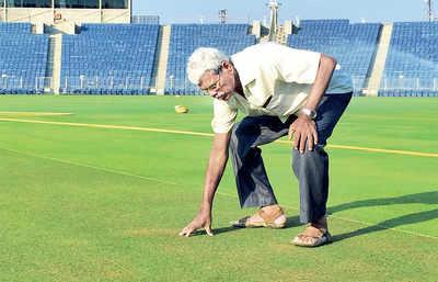 ICC sleuths in Delhi to probe pitch fiasco