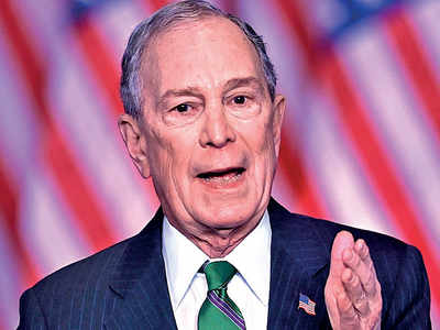 Mike Bloomberg to fund independent group to aid Democratic nominees