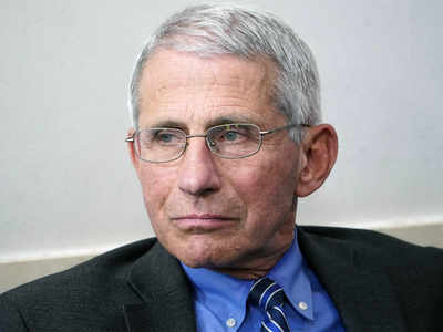 Dr Fauci among three White House members to self isolate