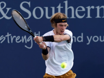 Andrey Rublev defeats Roger Federer, calls it 'Biggest and most emotional win'