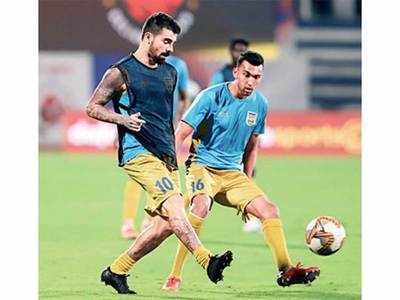 Jamshedpur FC face Mumbai City as top-four race hots up in ISL