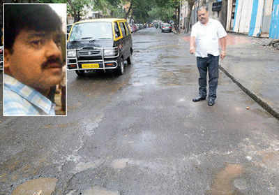 Used tyres may help BMC cure Mumbai's outbreak of potholes