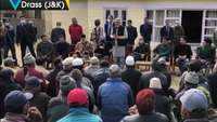 Omar Abdullah visits Kargil to meet local leaders
