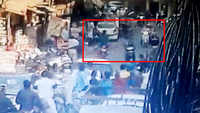 Ludhiana: Gangster opens fire at man from moving bike in busy market