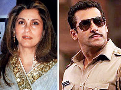 Dimple Kapadia to star in Salman Khan-starrer Dabangg 3