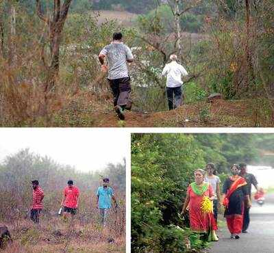 Hill climbers in Kothrud face flak from locals for flouting lockdown
