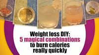 Weight loss DIY: 5 magical combinations to burn calories really quickly