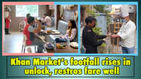 Khan Market's footfall rises in unlock, restros fare well