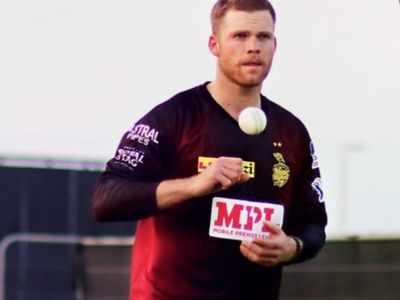 Became KKR fan after McCullum 158 in 2008: Lockie Ferguson