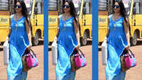 Bhopal: Photo of woman polling officer in blue-dress goes viral