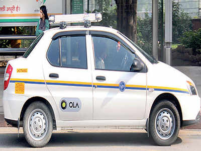 Ola to launch self-drive car service