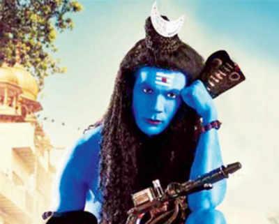 Behen Hogi Teri producer Tony D'Souza detained for poster that sees leading man Rajkummar Rao dressed as Lord Shiva