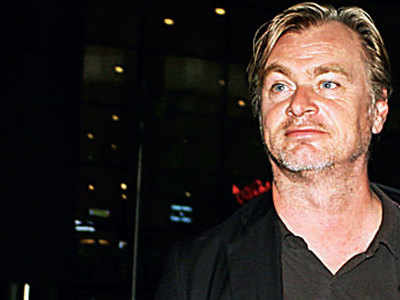 Christopher Nolan arrives in Mumbai for a 10-day schedule of Michael Caine, Robert Pattinson, Dimple Kapadia-starrer Tenet