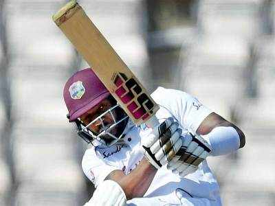 Blackwood the star as WI shock England