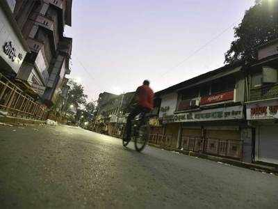 All non essential shops in Pune to remain shut the whole day till April 30