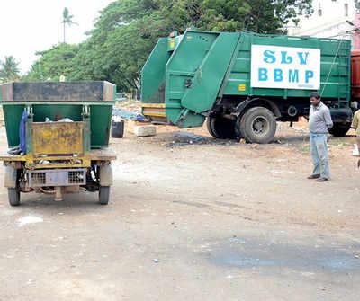 Compactors: BJP corporator smells another BBMP scam