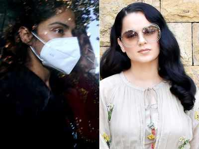 Latest Updates: Kangana Ranaut challenges Uddhav Thackeray; Rhea Chakraborty files application for bail