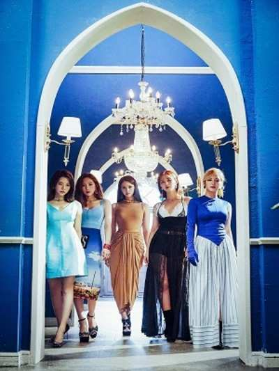 Korean group Girls Generation launches new sub-unit Oh!GG, announces new album in September
