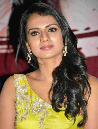 Shruthi files complaint over morphed pics