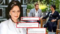 Simi Garewal gets trolled for her tweets on Meghan Markle