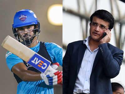 IPL 2020: Delhi Capitals skipper Shreyas Iyer's comments on receiving Sourav Ganguly's help raises questions on conflict