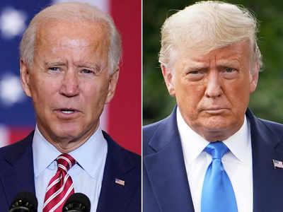 Can Joe Biden trump Trump?