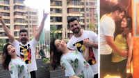 TV couple Jay Bhanushali and Mahhi Vij reveal their newborn daughter's name