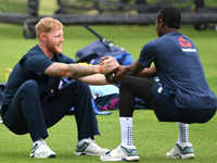 England sweat it out in nets ahead of Australia clash