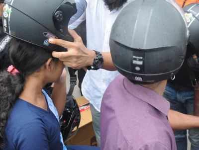 Karnataka: No helmet? Driving licence will now be suspended for three months