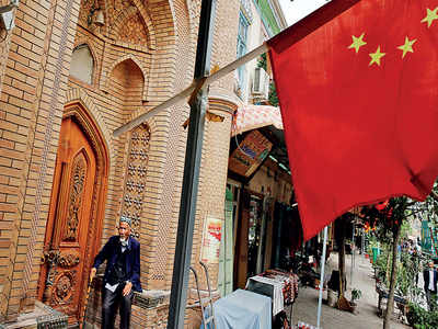 China assigns 'kin' to Uighurs to invigilate